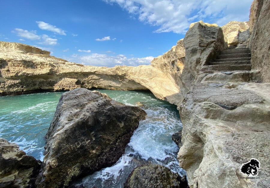 Salento: dalla grotta della poesia a Santa Maria di Leuca