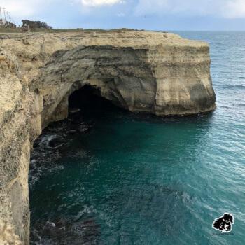 Grotta della poesia e Santa Maria di Leuca • uncanperdue