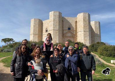 Ritorno a Castel del Monte